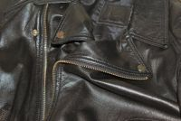Womens Leather Jacket - 46341 species
